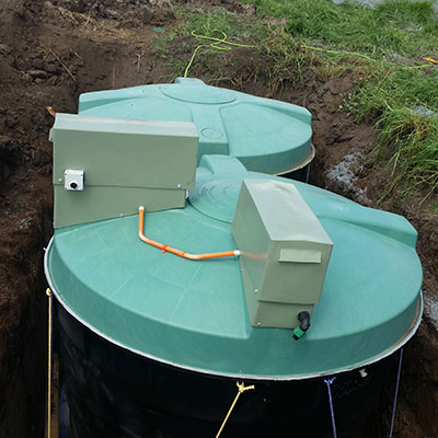 aerated wastewater systems - Tech treat